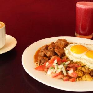1 Desayunos