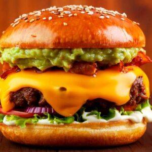6Hamburguesas/Sánduches